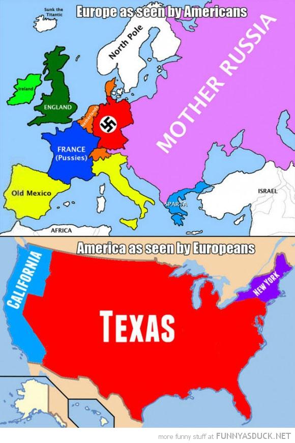 Europe & America