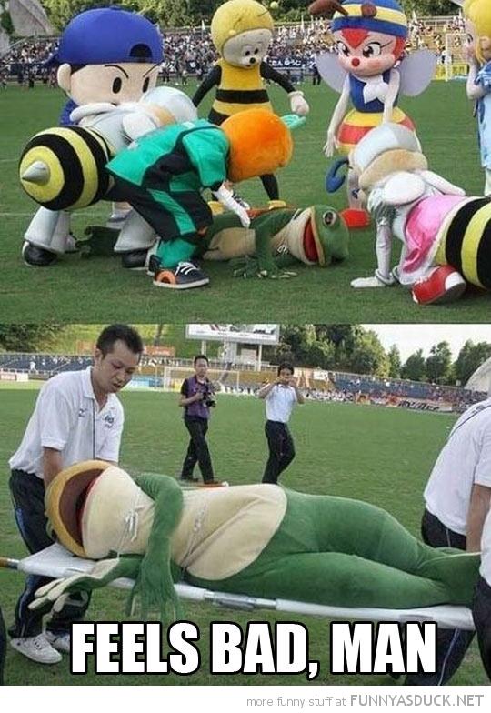 Mascot Fight