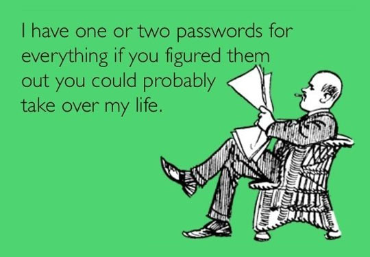 One Password