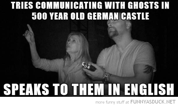 Ghost Hunting Logic