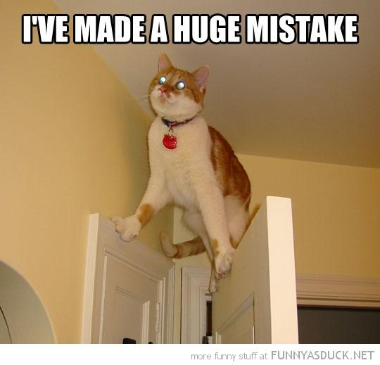A Huge Mistake