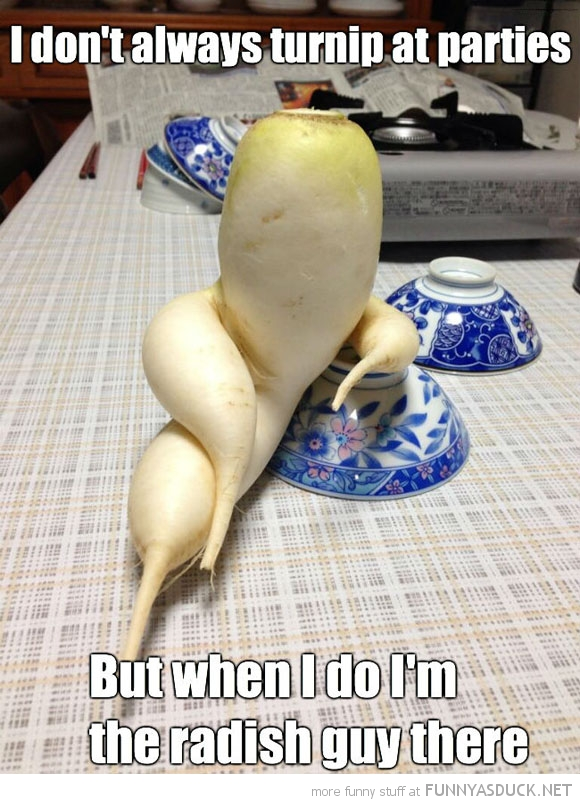 Most Interesting Vegetable