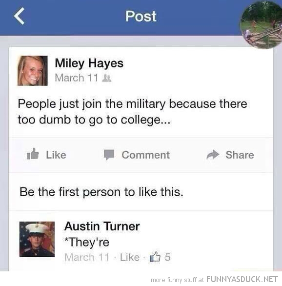 Join The Military
