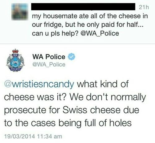Stolen Cheese