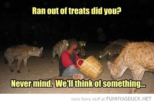 Ran Out Of Treats?