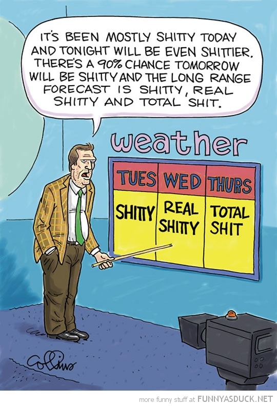 Sh*tty Weather