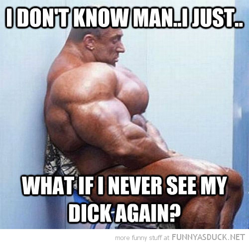 Poor Bodybuilder