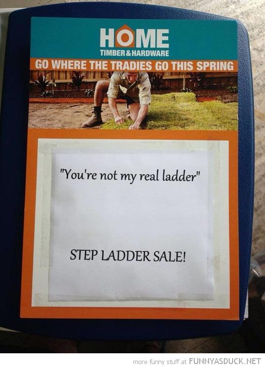 Step Ladder Sale
