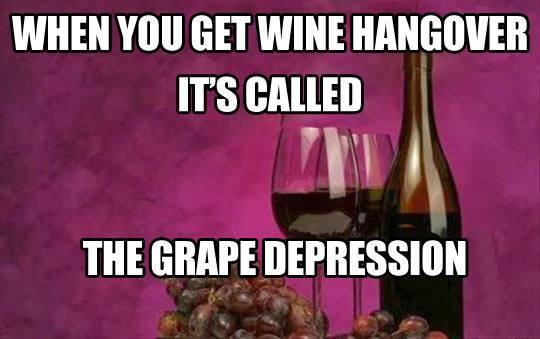 Grape Depression