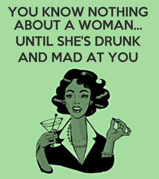 Mad Woman!