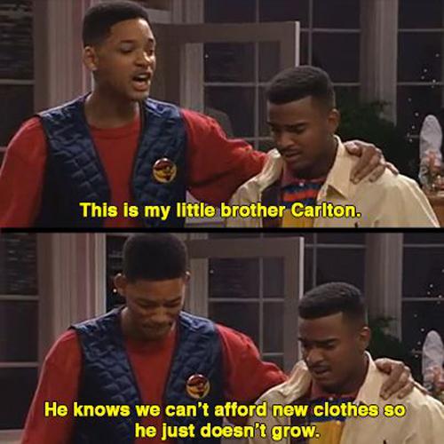 Poor Carlton