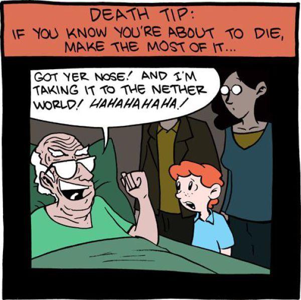 Death Tip