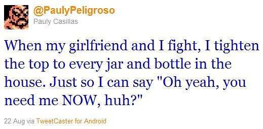 Fight With Girlfriend