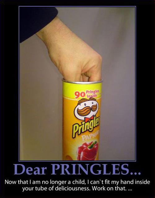 Dear Pringles