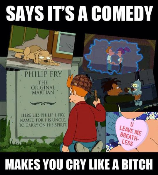 Scumbag Futurama