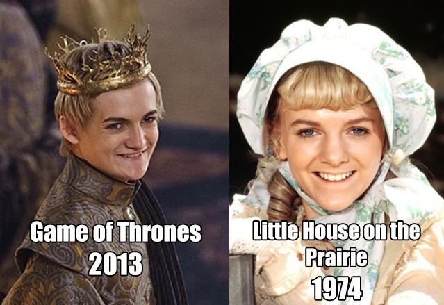 Joffrey Look-A-Like