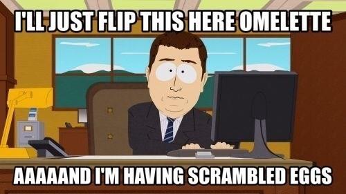 Flip This Omelette