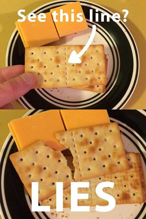 Cracker Lies