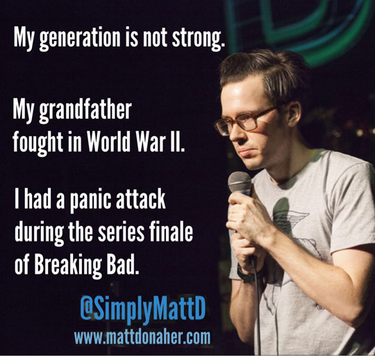 Not Strong