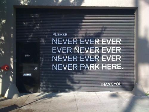Never Ever?