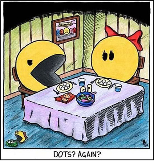 Dots? Again?