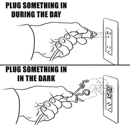 Plug Something In