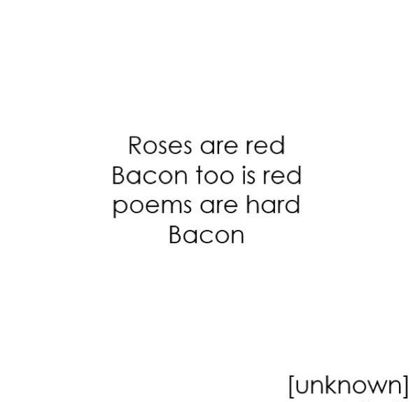 Poems Are Hard