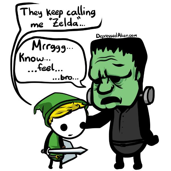 Calling Me Zelda