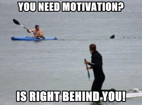 You Need Motivation?