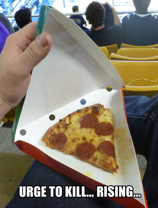 Ballgame Pizza