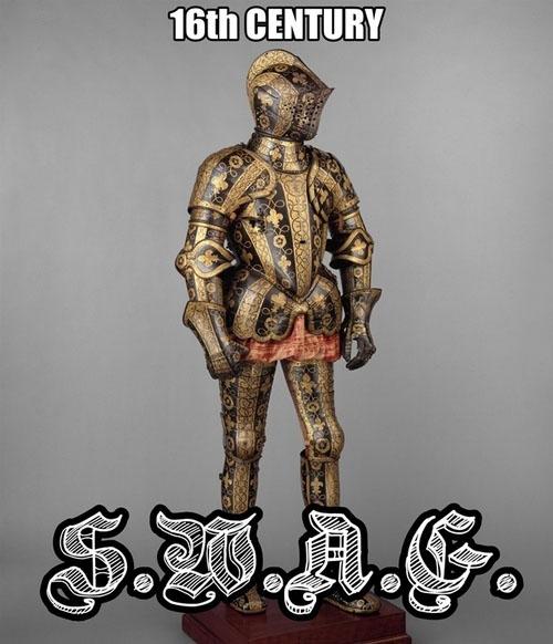 16th Century Swag