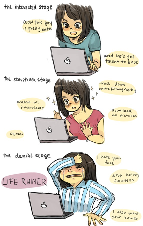 The Life Of A Fan Girl