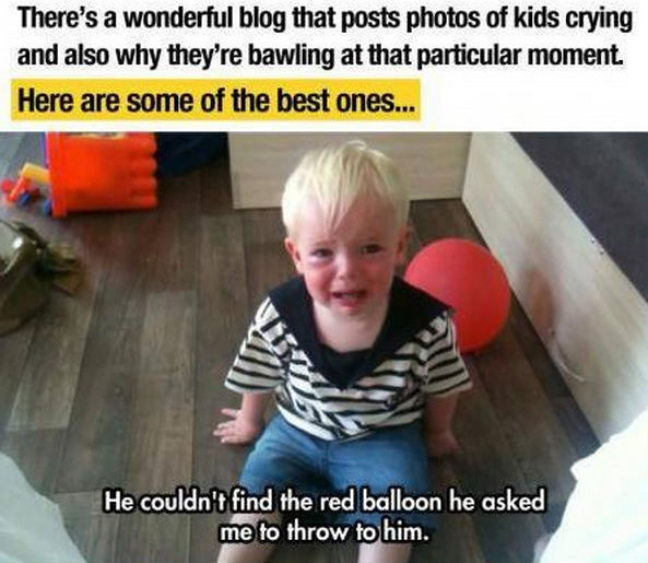 Why Kids Are Crying (Click For Full Post)