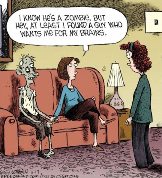 Zombie Boyfriend
