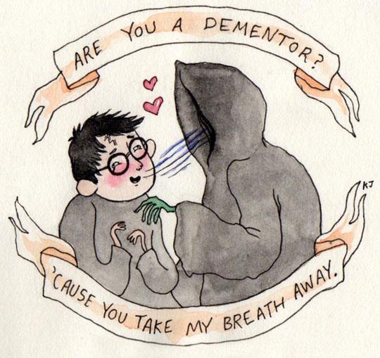 Harry Potter Pick Up Lines