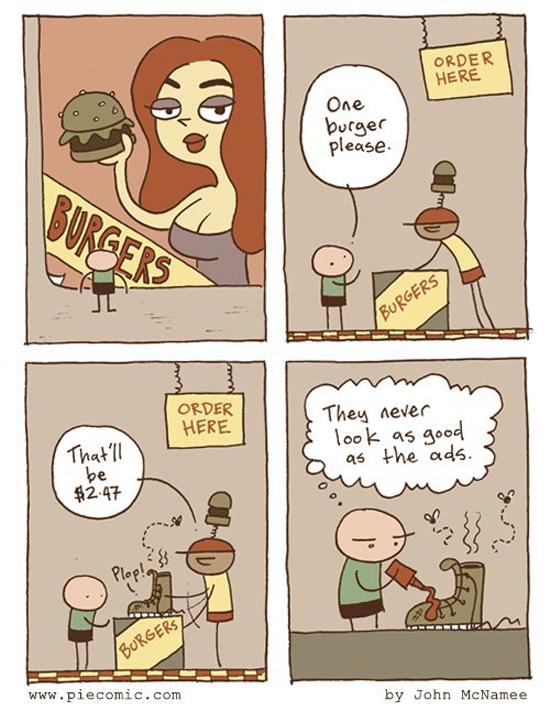 One Burger Please
