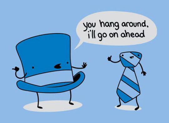 You Hang Around