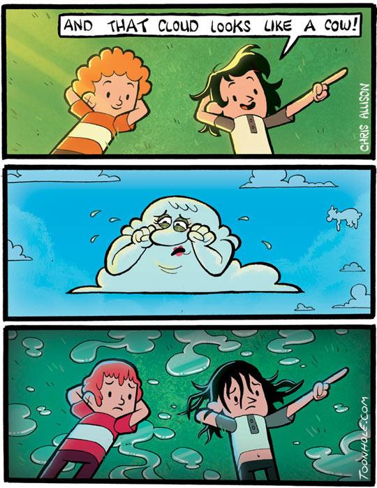 Poor Cloud