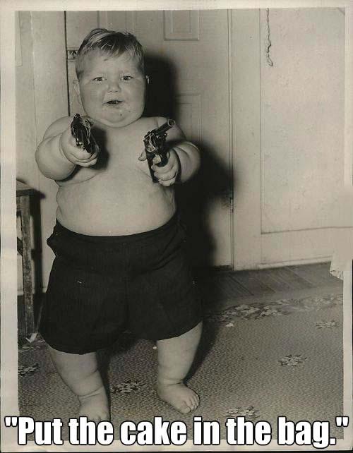 Calm Down, Fatty!