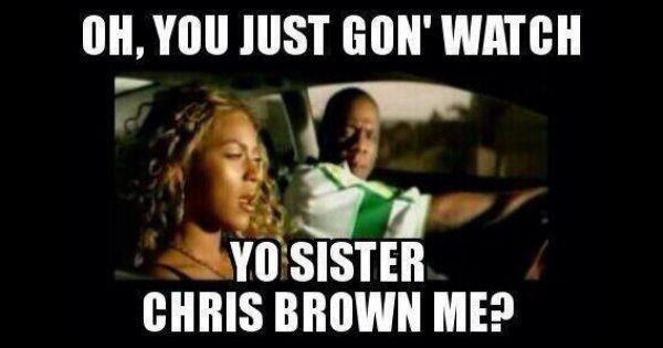 That's Cold Beyonce