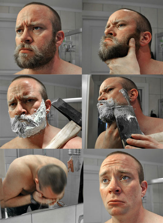 Reasons Not To Shave