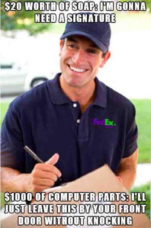 FedEx Guy