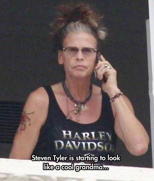 Grandma Steven