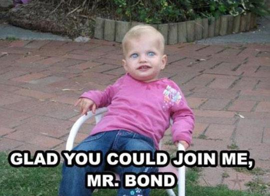 Bond Villain