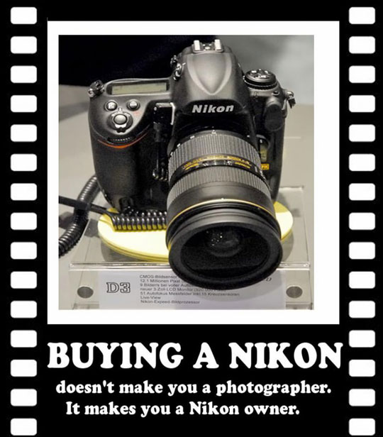 Buying A Nikon