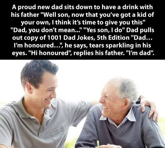 A New Dad