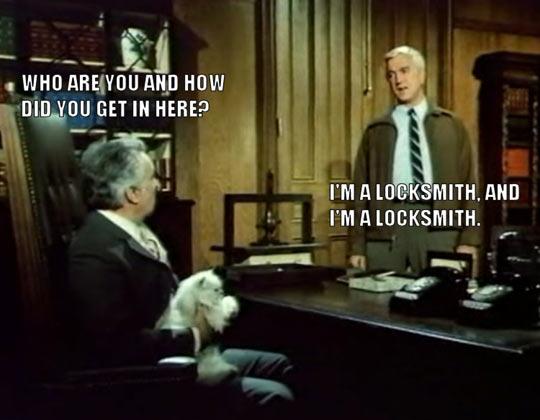 I'm A Locksmith