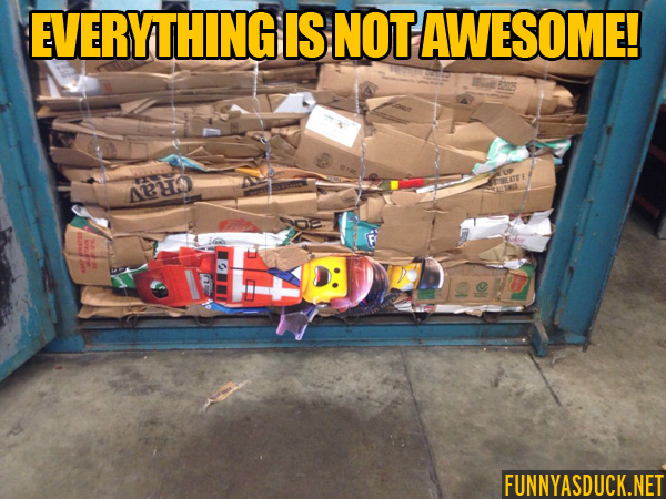Not Awesome