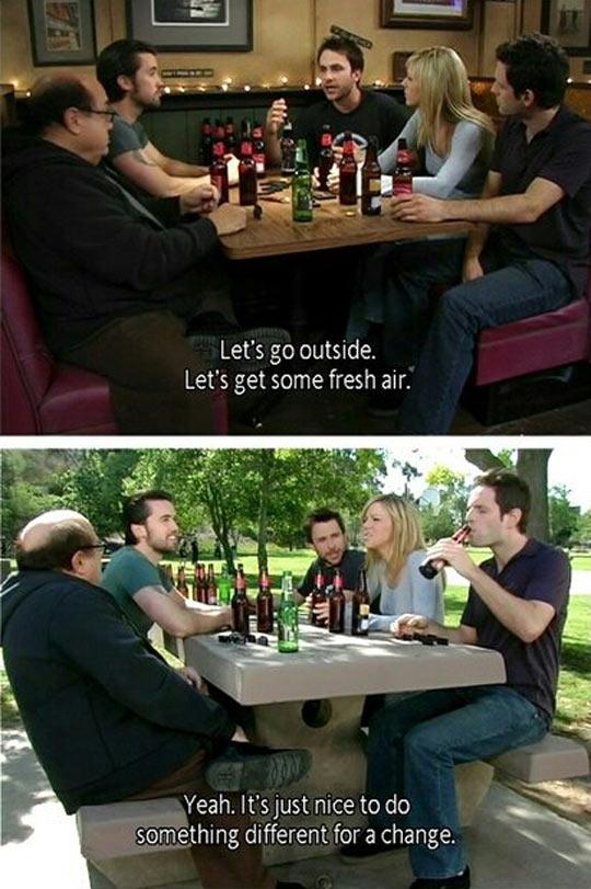 Go Outside