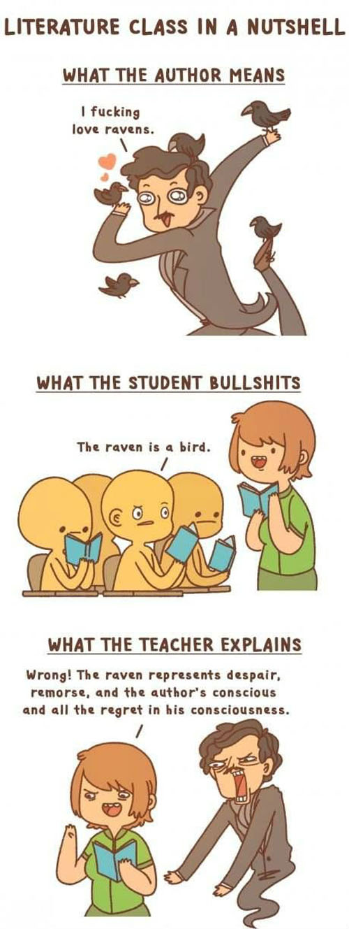 Literature Class